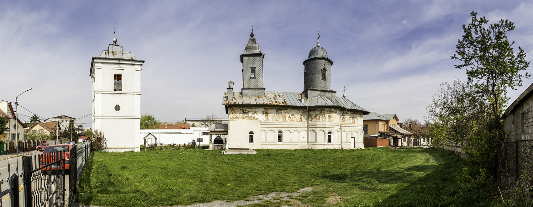 The Church of St. Nicholas (Simuleasa Church)