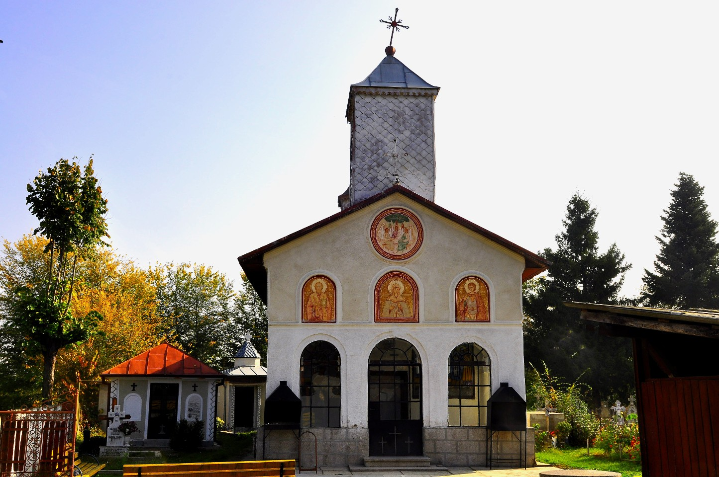 The Church of Sts. Constantine and Helen and of Holy Paraskeva