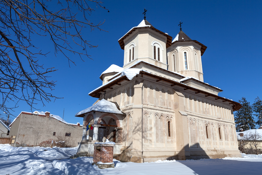 The Church of Sts. Constantine and Helen